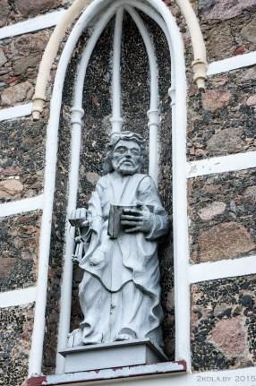 костел св. Петра и Павла. Рожанка