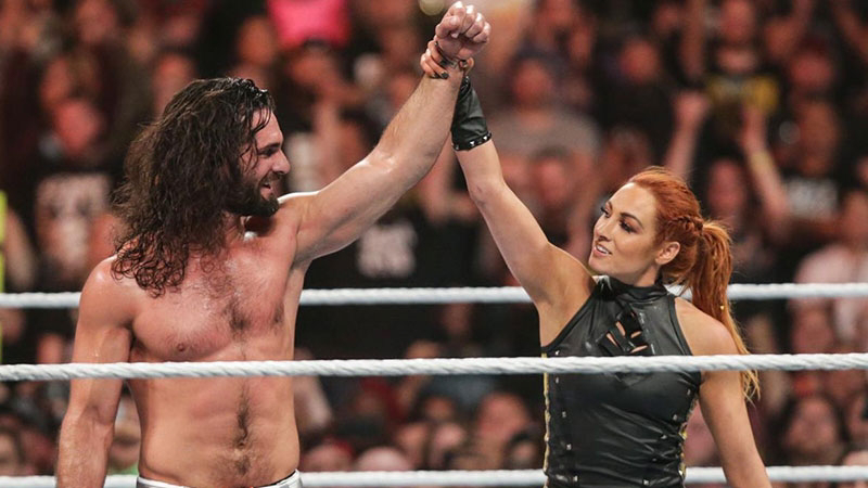 WWE superstar wrestler Seth Rollins and Irish wrestler Becky Lynch blessed with a Daughter