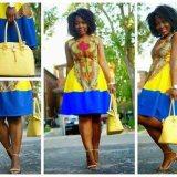 fancy chitenge dresses trends for ladies