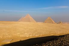 All the pyramids