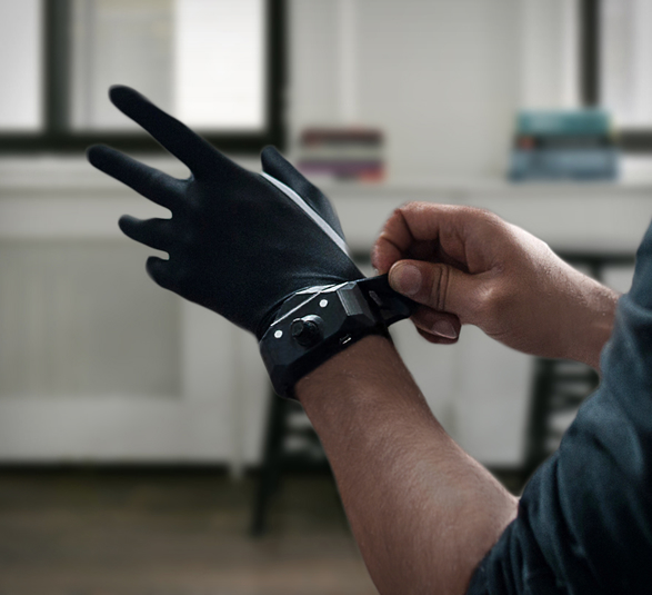 The New Remidi Glove Turns You To A Professional Musician And DJ 2