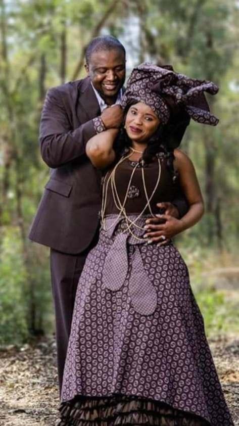Shweshwe Dresses ♪♫ South Africa Styles 7