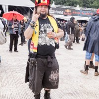 Graspop Metal Meeting: Atmosfera