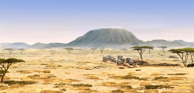 *非洲大草原野生「胖」動物:像顆彈力球Q彈有勁! 3