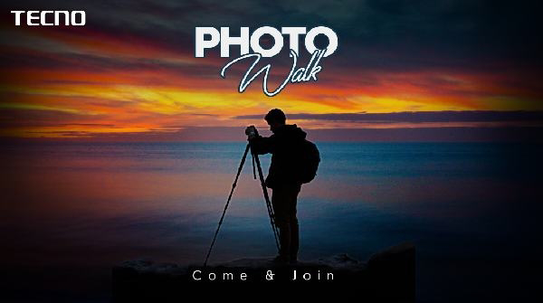Gear up Lahore for the exciting Tecno PhotoWalk coming very soon