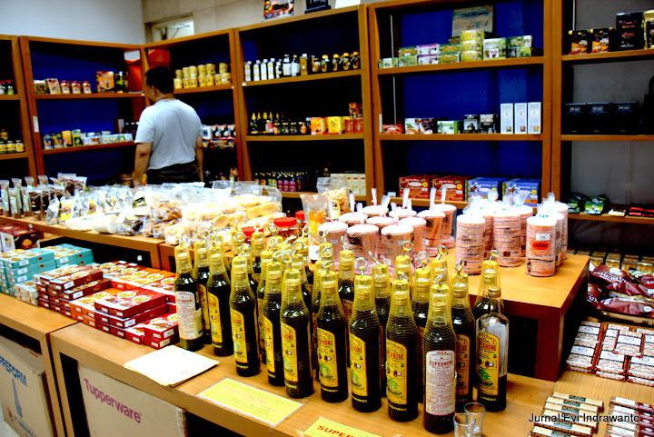 Makanan kemasan dan herbal