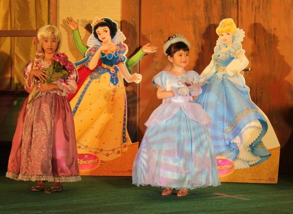 Kontes Kostum Princess