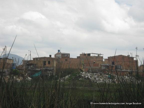 Barrio Unir II, Humedal Jaboque