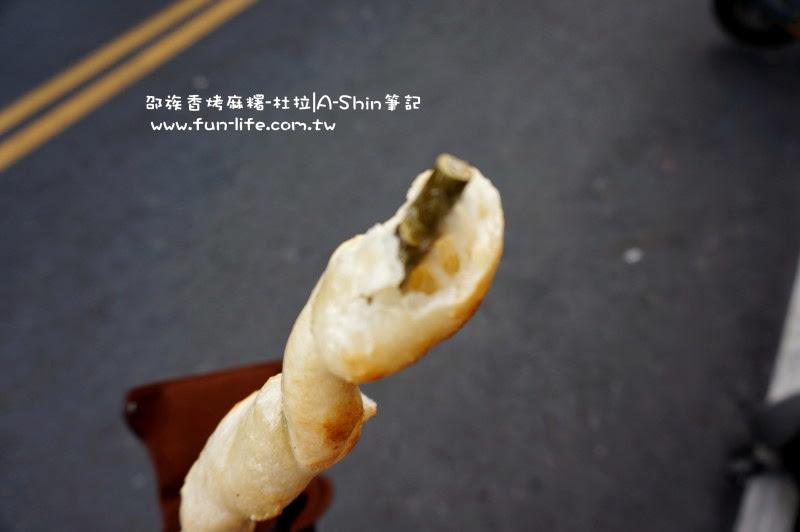 杜啦(白鏝棍)吃起來是會讓你的嘴很忙碌