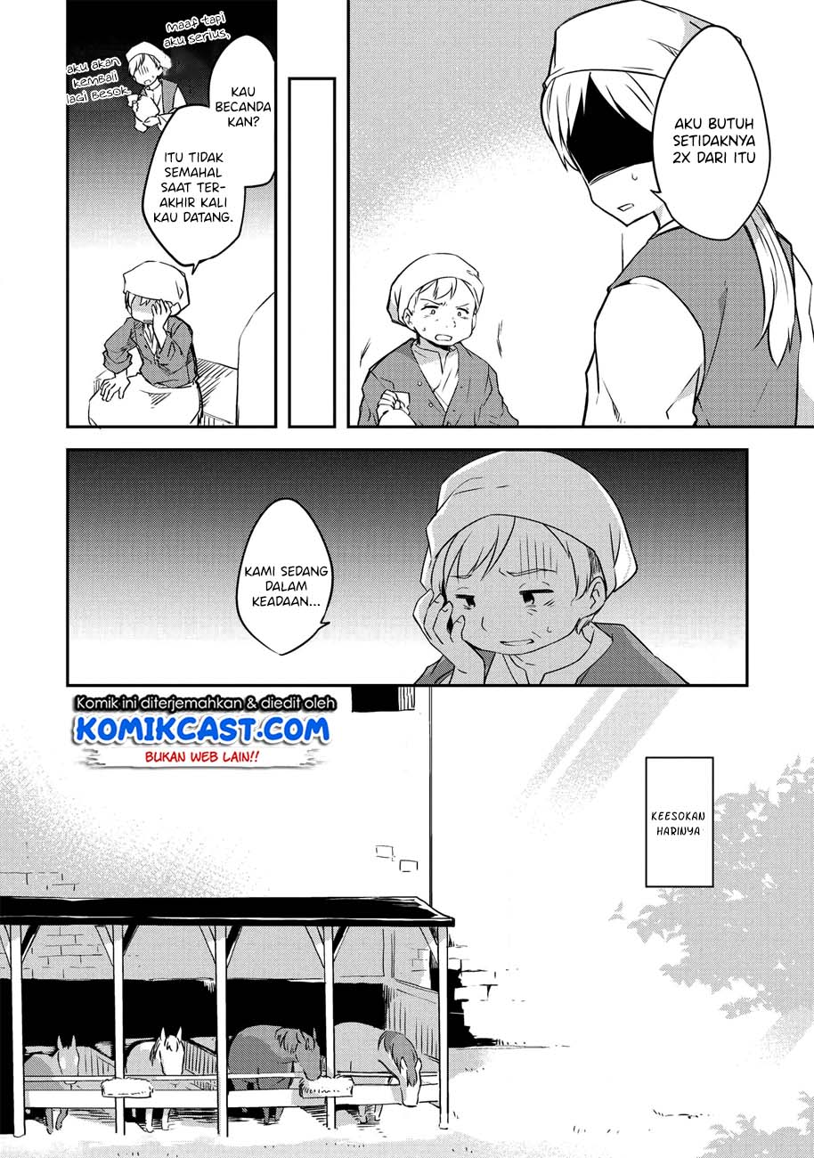 Kou 1 Desu ga Isekai de Joushu Hajimemashita: Chapter 35 - Page 10