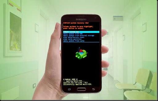 trik tutorial tombol power smartphone android