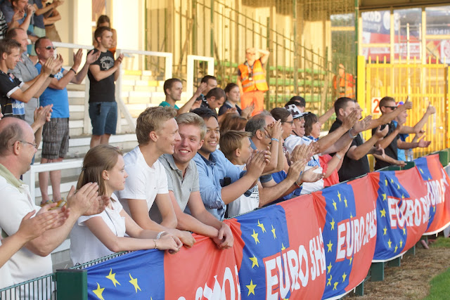 supporters SV Roeselare