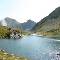 Lacul Avrig (Munţii Făgăraş)