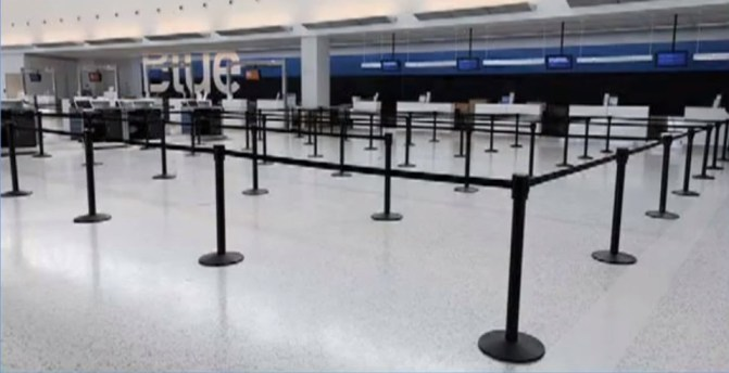 discipline in using stanchions