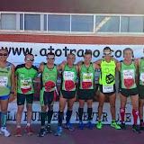 XVI Medio Maratón Almansa (16-Mayo-2015)