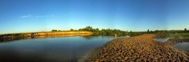 перше купальне місце