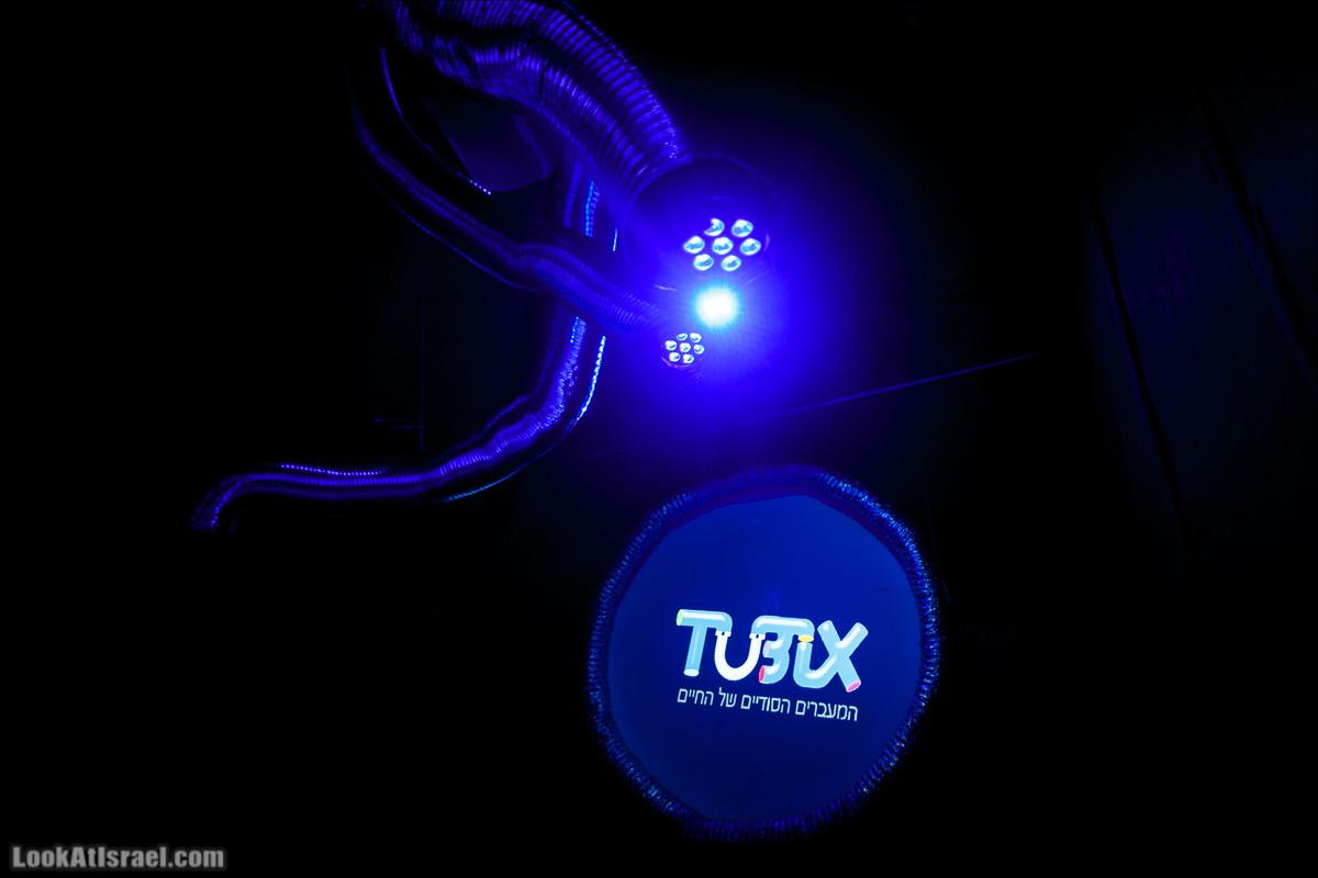 Тубикс - кое-что секретное про трубы