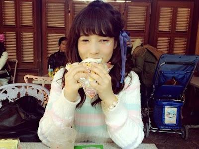 斉藤優里が自身の755に投稿した写真2