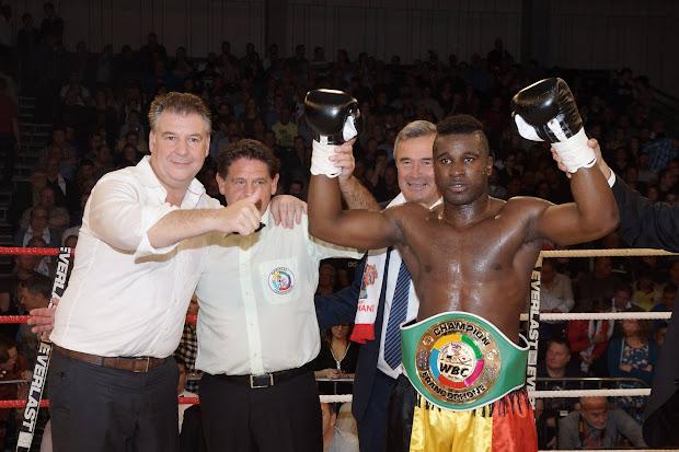 Yves Ngabu en Paul Degroote