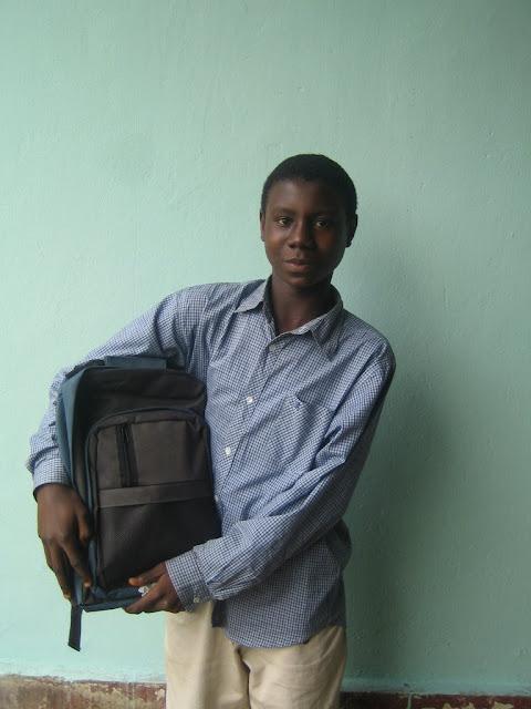 Hans Molombe, Government Billingual High School Buea