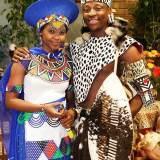 Zulu traditional wear wedding gown 2017 2018