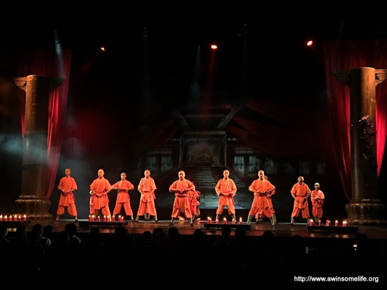 SHAOLIN 2016 Live In Singapore