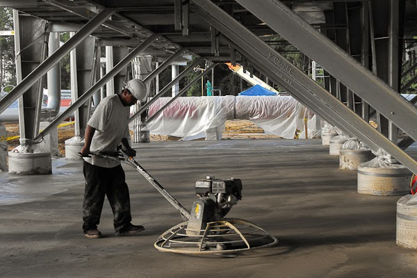 Systems Contracting Concrete Finishing