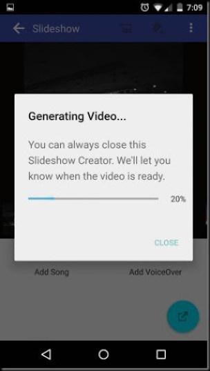 cara membuat video slideshow dengan mudah dan simple
