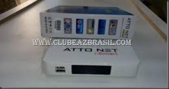 ATUALIZAÇÃO FREESATELITAL ATTO NET I-SMART HD ANDROID