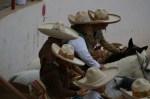 Lots of sombreros...