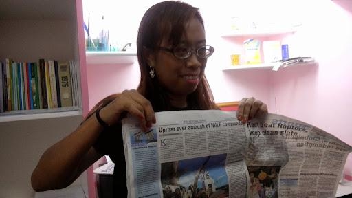 (7)Marilon C. Manar , DXND-NDBC radio chief of news and current affairs