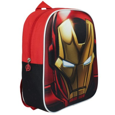 mochila-colegio-ironman-niños-regalo