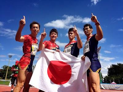 第21回世界マスターズ陸上競技選手権、優勝・金メダル