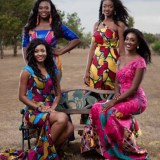 ~ ~ ghana fashion designs miss ankara 2016 ~ ~