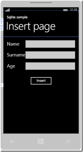 image thumb13 - Parte uno, Sqlite in Windows Phone 8.1