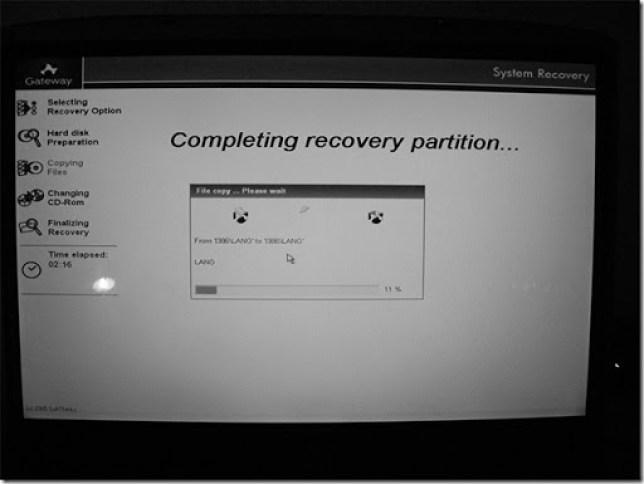 cara mengembalikan komputer kembali ke pengaturan awal