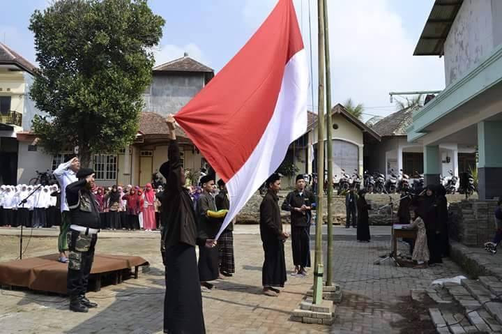 Kibaran Bendera Merah Putih