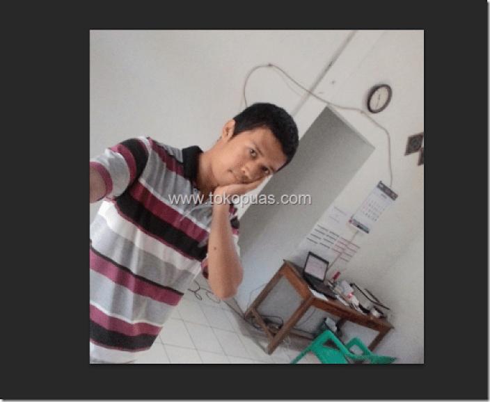 cara membuat efek foto menjadi jadul hitam putih