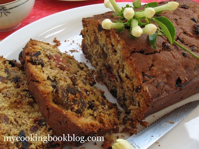 Английски плодов кейк (English Fruit Cake)