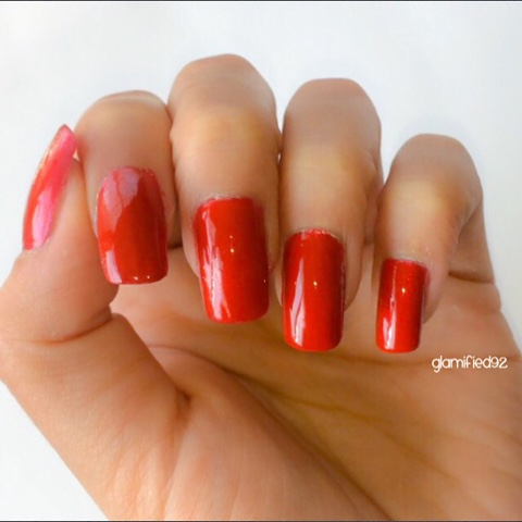 Image Led Apply Fake Nails Step 7