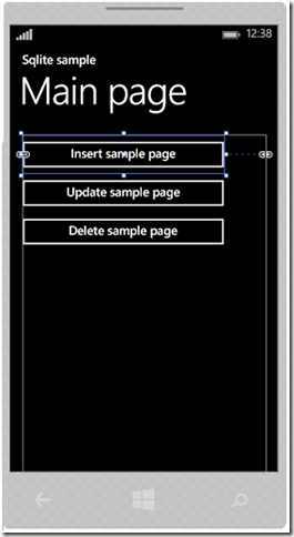 image thumb9 - Parte uno, Sqlite in Windows Phone 8.1