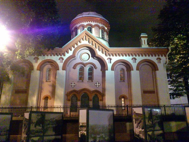Qué ver en Vilna. Iglesia de San Paraskeva, Vilna, Vilnius