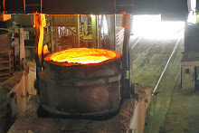 Spray-Cooled is the safer alternative for the Steel Making Industry.