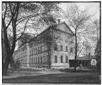 Altes Jacobshospital, Jacobstr., (vor) 1907, Fotograf: Hermann Walter