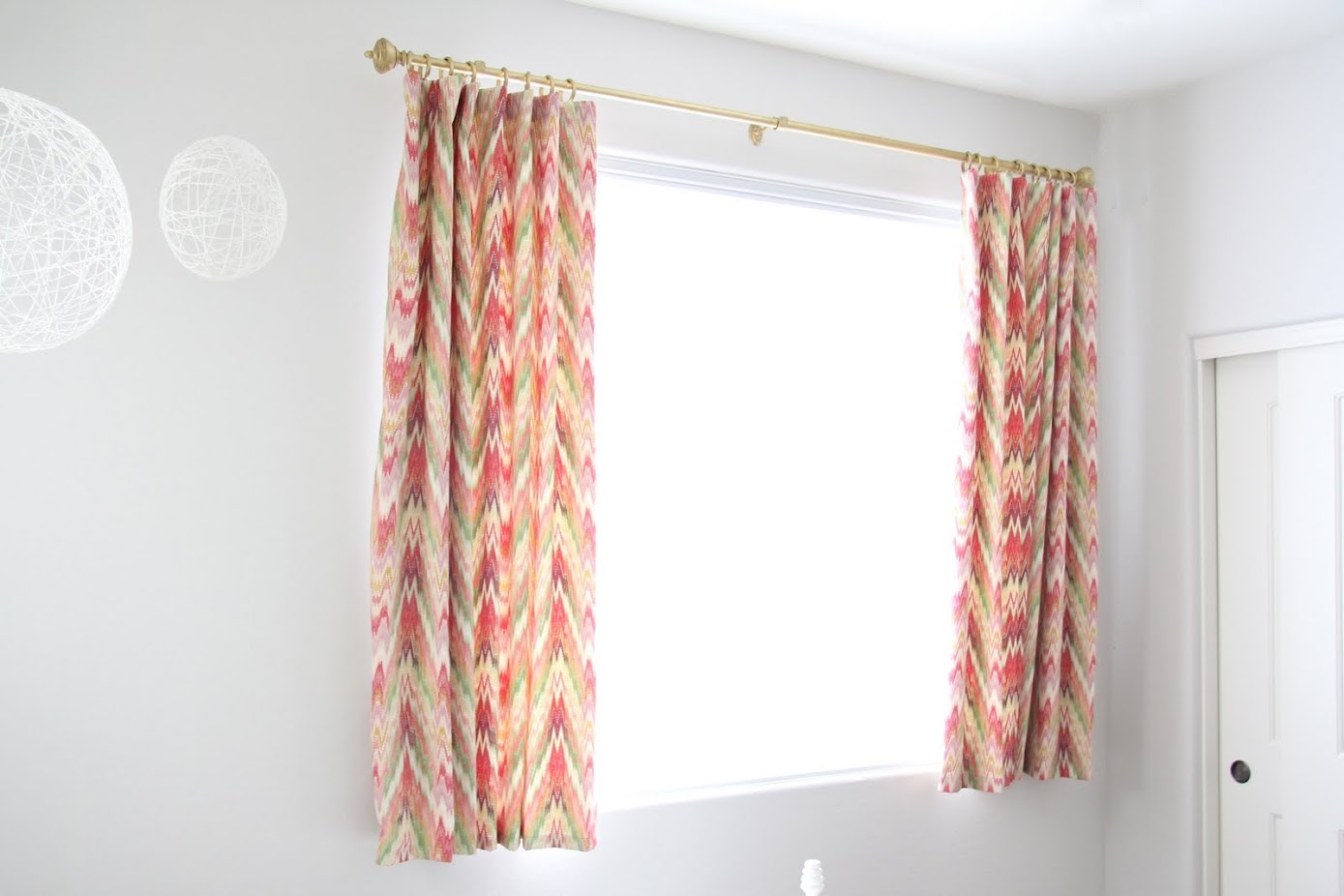 Short Bedroom Curtains Home Decoration Ideas