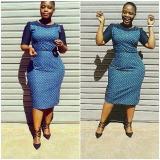 Modern And Classy Seshoeshoe Dresses