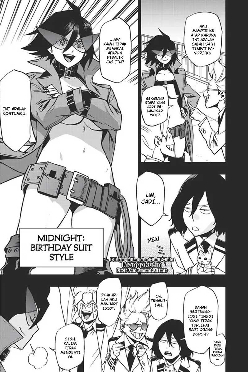 Vigilante: Boku no Hero Academia Illegals: Chapter 60 - Page 13