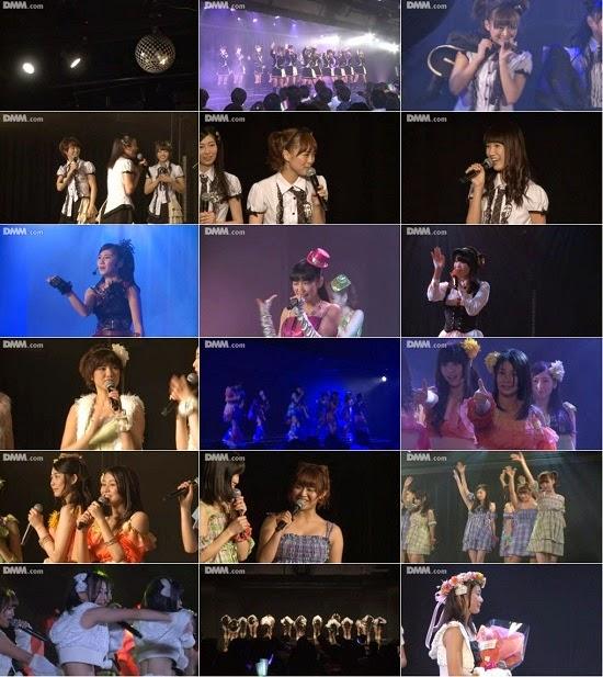 "(LIVE)(公演) SKE48 チームS ""制服の芽"" 松本慈子の生誕祭 141211"
