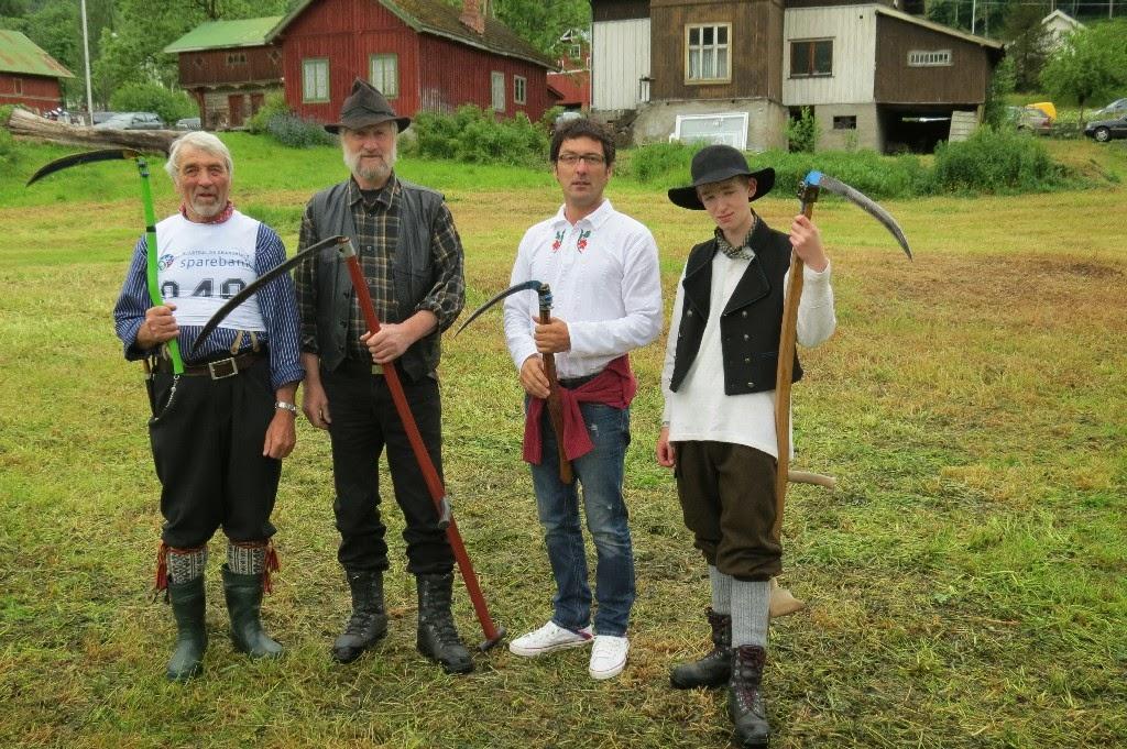 Kosidba u Norveskoj- Turisticka organizacija opštine Ljig224