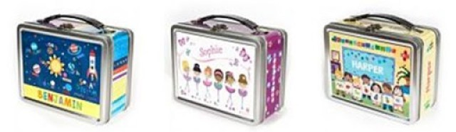 I See Me Personalized Lunchbox